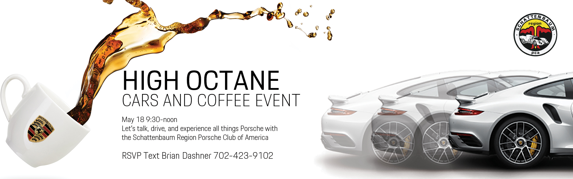 Cars And Coffee At Cherry Hill Porsche