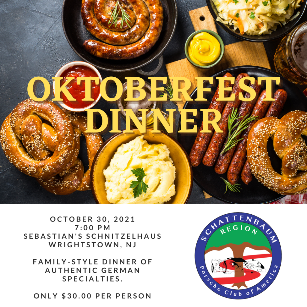 Oktoberfest 2021 @ Sebastian's Schnitzelhaus | Wrightstown | New Jersey | United States
