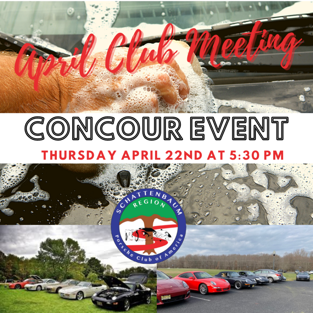 April Club Concour Event @ The Gibson House | Evesham | New Jersey | United States